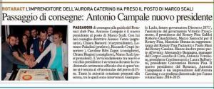 La Nazione 10/07/2015
