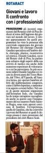 La Nazione 01/02/2015